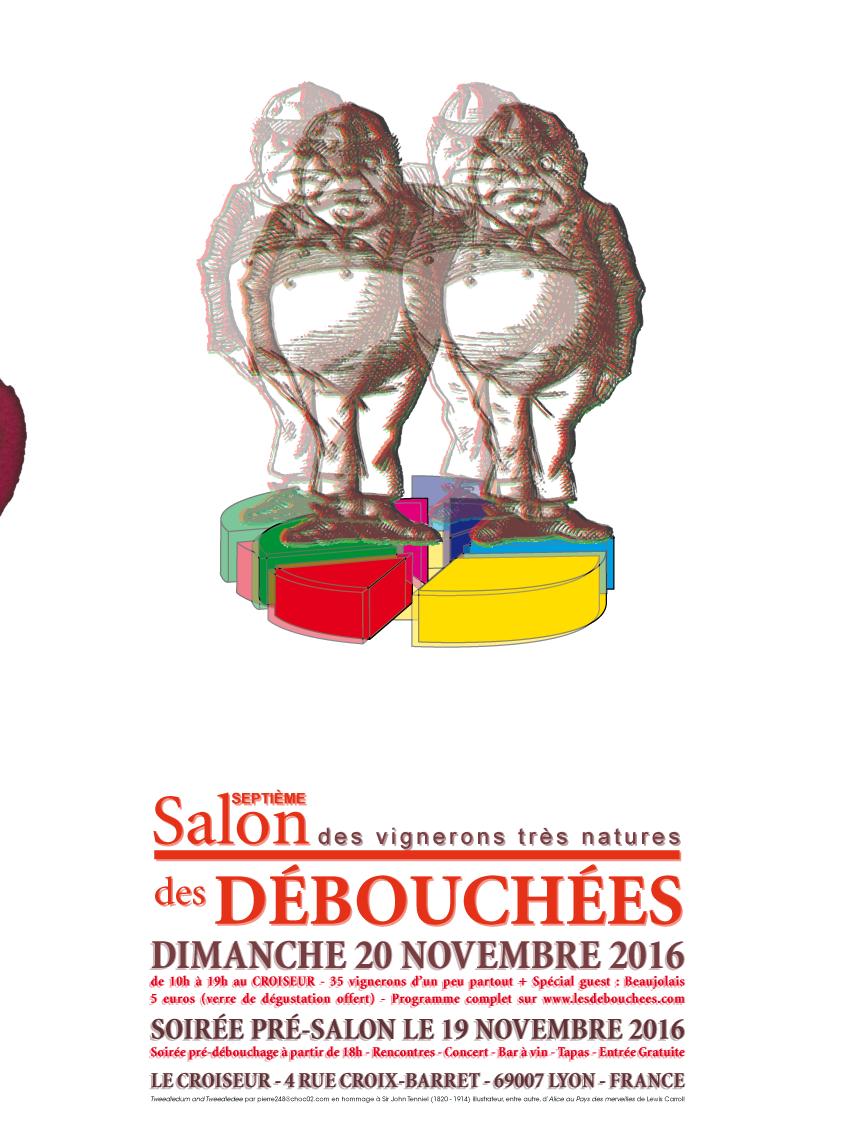 Salon de vins naturels novembre 2016 salon des d bouch es for Salons novembre 2016
